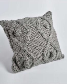 coussin en laine Wool Cushion